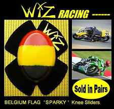 WIZ SPARKY KNEE SLIDERS BELGIUM FLAG