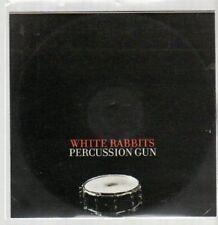 (AU120) White Rabbits, Percussion Gun - DJ CD