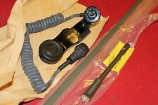 MILITARY SURPLUS PRC 8 9 10 HANDSET ANTENNA SET BACKPACK RADIO FIELD PHONE ARMY