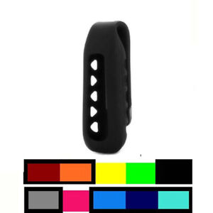 For Fitbit One Smart tracker Belt Silicone Rubber clip case replacement Holder