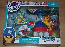 My Little Pony PANINO AL FORMAGGIO GUARDIANI DI ARMONIA PARTY Tank b6010