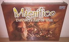 Board Game Magnifico DaVinci's Art of War Dust Games Sealed Brand NEW USA!
