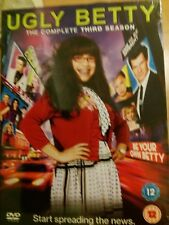 Ugly Betty - Series 3 - Complete (DVD, 2009, 6-Disc Set, Box Set) Sealed