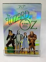 The Wizard of Oz (DVD, 2009, 2-Disc Set, Special Edition)