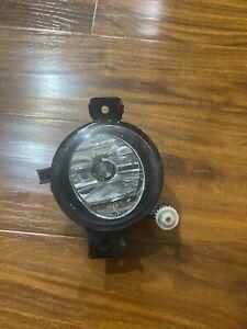 2011 - 2013 BMW X5 E70 RH RIGHT FRONT PASSENGER FOG LIGHT LAMP 63177237433 OEM