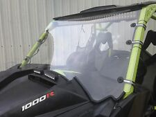"""2013-2018 Can AM Maverick Max 1000r 3/16 """" POLYCARBONATE  FULL  Windshield"""