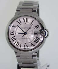 Cartier Ballon Bleu Stainless Steel MId Size Automatic W6920046