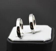 Bague anneaux alliance taille 56 57 58 59 60 61 62 62 64 acier inoxydable mixte