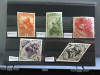 Tannu Touva 1934 mounted mint and  mint never hinged stamps   R29921