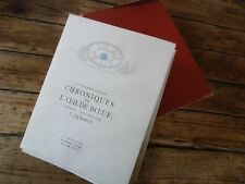 CHRONIQUE DE OEIL-DE-BOEUF TOUCHARD-LAFOSSE LOUIS XIV VERSAILLES ANTI-CHAMBRE