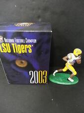 2003 LSU National Champion Running Back Hartland Statue Figurine