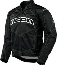 ICON Contra Textile Motorcycle Jacket (Black) 4XL (4X-Large)