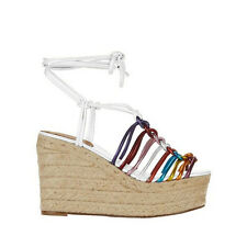 820e57eb765d Wedge Leather Polka Dot Shoes for Women