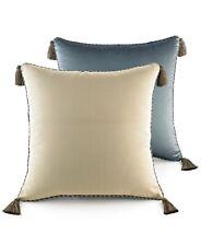 Croscill Euro Pillow Sham Hannah Blue T97323