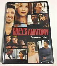 GREYS ANATOMY SEASON 1 DVD 2006