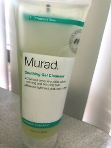 Murad 1 Cleanse Soothing Gel Cleanser 200ml / 6.75fl.oz. no sealed
