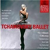 Ermler : Ultimate Tchaikovsky Ballet CD (1994)