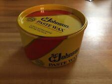 SC Johnson  Paste Wax  Hard  Floor Wax  Paste  16 oz.