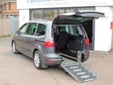 5 Doors 7 Seats Disabled Vehicles