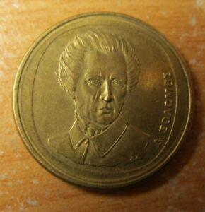 Greek coins-20 Drachmas ''1990'  Dionisios Solomos Greek Democracy