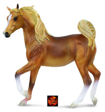ARABIAN ARAB MARE GOLDEN CHESTNUT - Horse Toy Model by CollectA 88475 - NEW