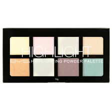 BYS Highlight Powder 8pc Palette  it can be use on the face, eyes and body