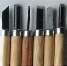Candle Carving Tools 6 Piece Spells Wicca Hoodoo