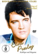 Elvis - King of Rock `n Roll - Biographie -  DVD - Neu u. OVP