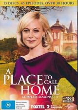 A Place To Call Home Series Complete Season 1 2 3 4 1-4 New DVD Set Region 4 R4