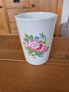 Cath Kidston Clifton Rose Melamine Cup Beaker