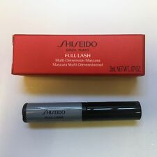 Shiseido Full Lash Multi Dimension Mascara BK901 Black 2ml GWP Size NEW & BOXED