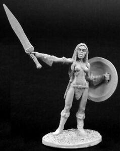 Reaper Miniatures - 02773 - Tana, Female Barbarian - DHL