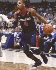 Devon Hall signed Virginia Cavaliers 8x10 photo autographed UVA NBA Draft 5