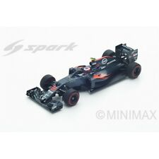 "SPARK F1 S5022 McLaren MP4-31 n°22 ""Halo"" Test Italian GP 2016 Button 1/43"