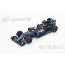 "SPARK F1 S5022 McLaren MP4-31 n°22 ""Halo"" Test Italian GP 2016 Button 1/43"