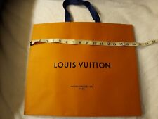 "Authentic Louis Vuitton bag 16"" x 13.5"" x 6"""