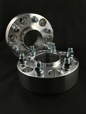 """2X Hubcentric Wheel Spacers ¦ 6x5.5 (6X139.7) ¦ 14X1.5 ¦ 2.0"""" INCH 50MM Chevy"""