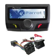 Hi-Fi, GPS y tecnología Parrot para coches BMW