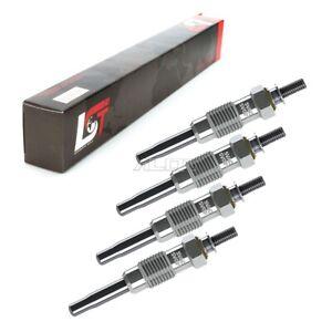 4x Glühkerzen Stabglühkerzen für Lada Niva 2121 1.9 Diesel