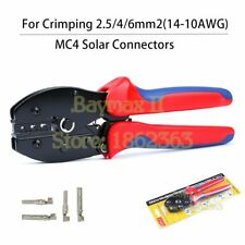 LY-2546B MC4 Solar Connectors Plier Crimping Tool for 2.5/4/6mm2(14-10AWG) wi…