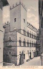 CARTOLINA DEL 1936 DA SIENA PER ONZO SAVONA   C10-624