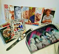 One Direction 1D Wrist Watch Journal Photo cards 6 Pencils 6 Photocards Swag Bag