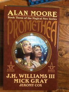 BOOK THREE PROMETHEA America's Best Comics Alan Moore Hardcover EXC!