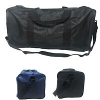 Square Duffle Duffel Bags Nylon Travel Sports Gym Carry-On Luggage 19""
