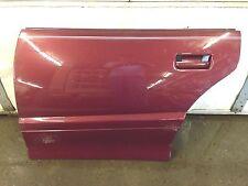 1995 saturn sl1 s-series door skin panel ( driver rear ) 1991-1995