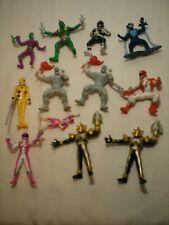 Power Rangers - Mini Lot - Action Figures E