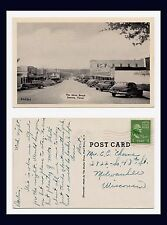 TEXAS SONORA MAIN ST 17 MARCH 1949 TO CC CHERNE SOUTH 48TH ST MILWAUKEE WIS