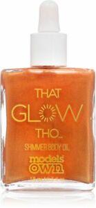 Models Own That Glow Tho... Shimmer Body Oil - 15ml #27R381