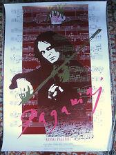 original KINSKI PAGANINI Filmplakat Kinoplakat Movie Poster Klaus Kinski gerollt
