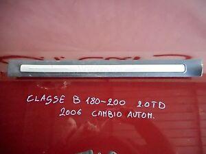 BATTITACCO ANT SX MERCEDES CLASSE B 180-200 CDI 2006-08